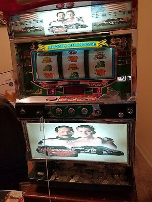 Kitak Slot Machine Dale Earnhardt Sr and Jr