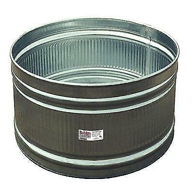 Behlen Country R32 3-Ft Galvanized Steel Round Stock Tank, Approximately 80 New