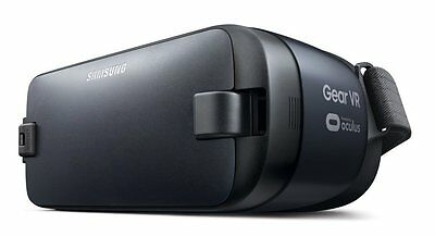 Samsung SM-R323 Gear Gen 2 Virtual Reality Headset - Black A