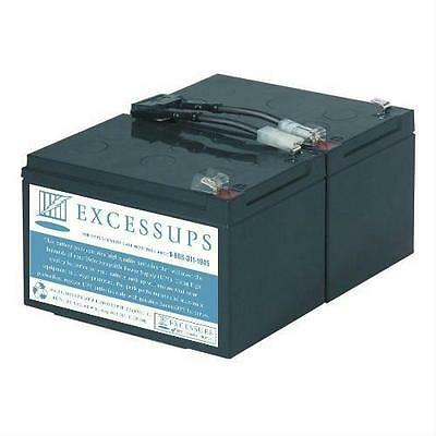 New Battery For Sua1000Us - Apc Smart-Ups 1000Va