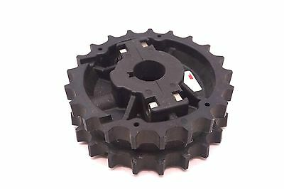 "New Rexnord Ns820-21T Split Sprocket 1"" Kw 614-38-1 Ns82021T"