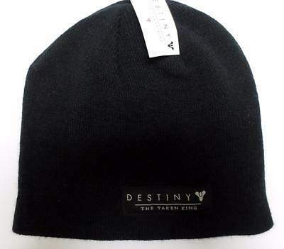 Destiny The Taken King Black Beanie Hat Cap Men/Woman's **NEW