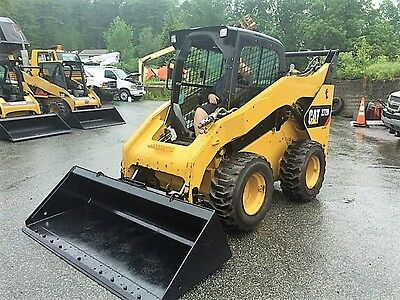 2012 Caterpillar 272D Skidsteer Loader  98 Hp Turbo 1950 Hrs 3Rd Valve A/c
