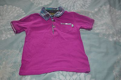 ted baker polo top age 18-24 months