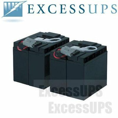 Replacement Battery Pack For Apc Smart-Ups 2200 Su2200Net
