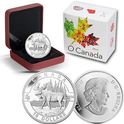 Canada Series Inuit Igloo Native American $25 Pure Silver Proof Canada 2014 Oh