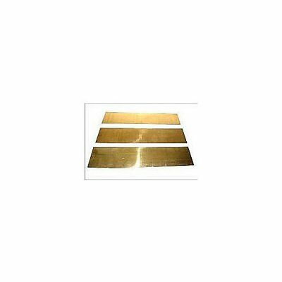 K & S Engineering Ks251  Brass Sheet Metal .010- 4 X 10