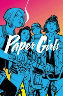 Paper Girls Volume 1 by Cliff Chiang 9781632156747 (Paperback, 2016)