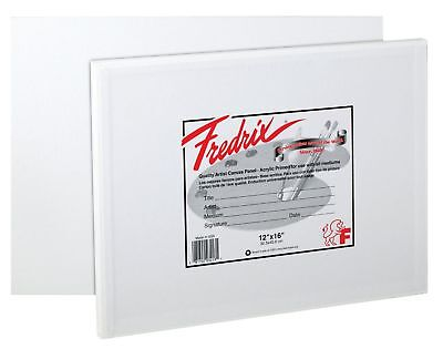 Tara/fredrix Tf3223  Artist Series Canvas Panels/boards 24X30 2 Per Pack