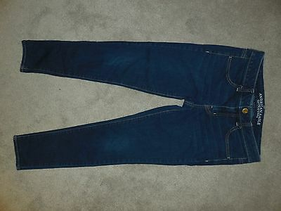 Womens American Eagle Skinny jeans Size 6 Short