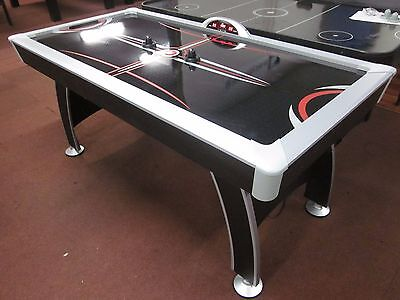 6Ft Air Hockey Table With Electric Fan And Accessories *free Melb  Delivery