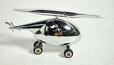 Troika Gam13/Ch 8025 Helicopter Desk Accessory Paperweight
