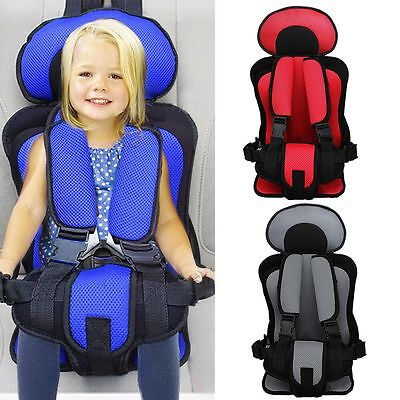 Portable Safety Baby Child Car Seat Toddler Infant Convertible Booster Chair US