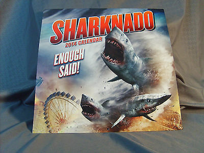 Sharknado 2014 Wall Calendar