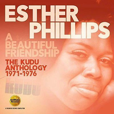 Esther Phillips - A Beautiful Friendship: The Kudu Anthology (1971-197 (NEW 2CD)
