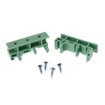 Simple PCB Circuit Board Mounting Bracket For Mounting DIN Rail Mounting 35MM