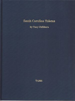 South Carolina token book plus 3 supplements