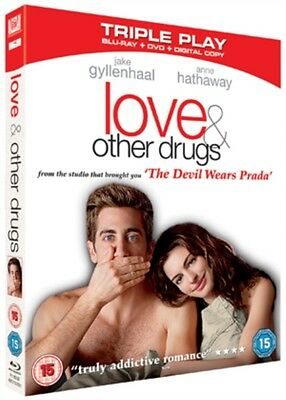 Love and Other Drugs, 5039036046978, Jake Gyllenhaal, Anne Hathaway, Oliver Pla.