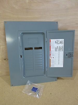 Square D QOC20U100S Indoor Surface Load Center Cover