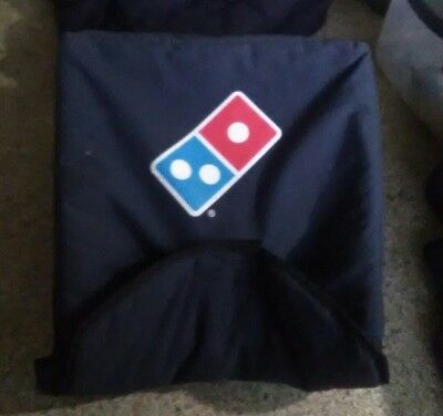 "Domino's Large Pizza Delivery Bag 18""  Insulated Keeps Food Hot!!"