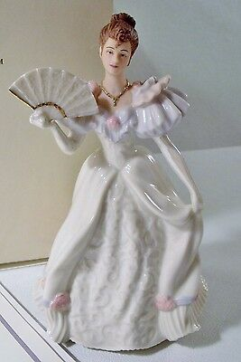 "Lenox BEAUTY OF THE BALL 6"" Figurine - in original box w/COA insert"
