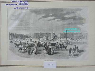 16914-Frankreich-France-PARIS-Place de Concorde-TH-1870