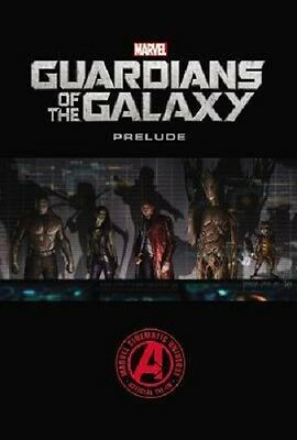 Marvel's Guardians Of The Galaxy Prelude Softcover Graphic Novel