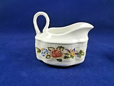Aynsley COTTAGE GARDEN - Strawberry Basket Creamer 2 1/2""