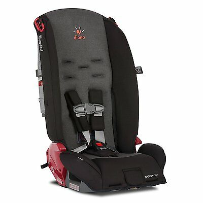 Diono Radian R100 Convertible Booster Car Seat in Essex - New Color w/ Tags!