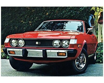 1975 Toyota Celica GT Factory Photo ca7860