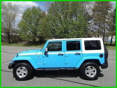 2017 Jeep Wrangler Sahara NEW 2017 JEEP WRANGLER CHIEF EDITION 4WD 4DR UNLIMITED - FREE SHIP