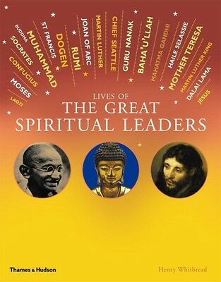 Lives of the Great Spiritual Leaders (Hardcover), Whitbread, Henry, 97805005157.