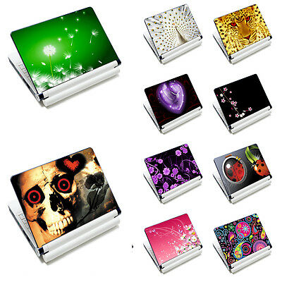"Custom Design Laptop Sticker Skin Decal Cover For 11.6""-15.4"" HP Dell Toshiba PC"