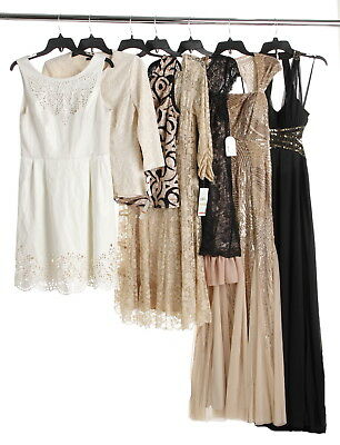 Wholesale Lot Designer Women's Dresses & Apparel New With Flaws 50 PC Clothing