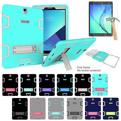 """Samsung Galaxy Tab S3 9.7"""" T820 Heavy Duty Shockproof Case Stand Protect Cover"""