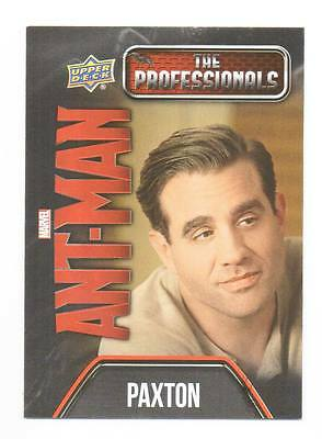 2015 Upper Deck Ant-Man The Professionals P-6 Paxton