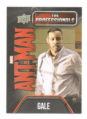 2015 Upper Deck Ant-Man The Professionals P-8 Gale