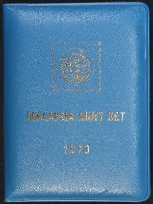 Malaysia 1973 Uncirculated Coin Set KM# MS2 Mintage 2,000