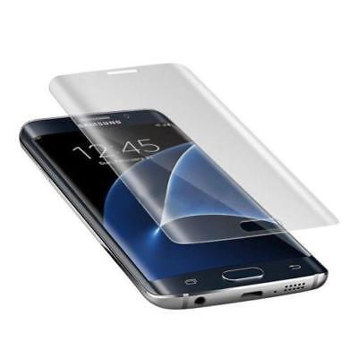 3 High Quality Screen Cover Guard Film Foil For Samsung Galaxy S7 Edge