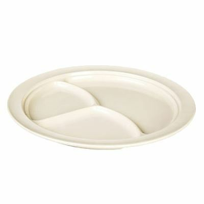 Thunder Group NS703T Compartment Plate (Dozen)