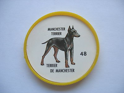 Dog Coin    -   Manchester Terrier