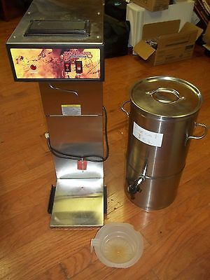 Newco / Standard Ice tea brewer Model 6330