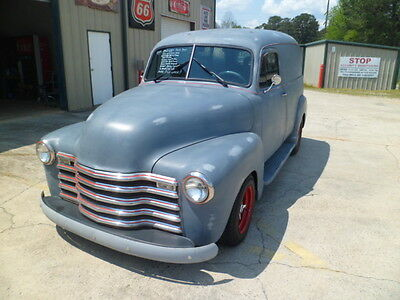 1953 Chevrolet Other Pickups Panel 1953 Chevrolet Panel Truck RARE FIND GM Crate 350 Engine Automatic P/S P/B LOOK