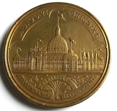 1893 Columbian Exposition So Called Dollar