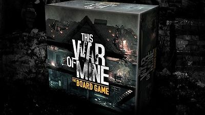 This War Of Mine Board Game (Pre-order)