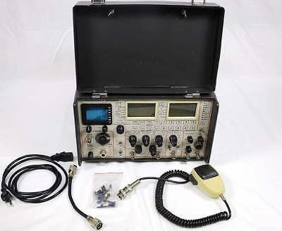Motorola R-2200A Communications System Service Analyzer Monitor Unit Device