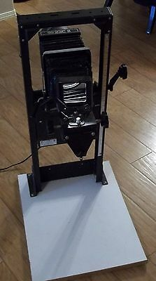 BESELER 23CII Darkroom Enlarger w/ WORKING BULB