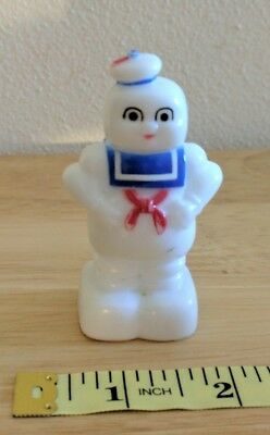 Ghostbusters Stay Puft Marshmallow Man Pencil Sharpener Vintage 1980's