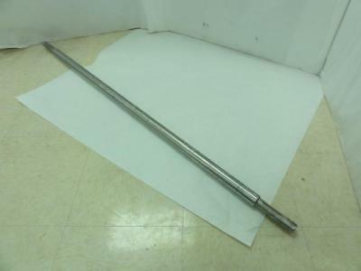"""162305 Old-Stock, Lawrence 312886002 Power Drive Slide Shaft, SS, 51-5/8"""" Long"""