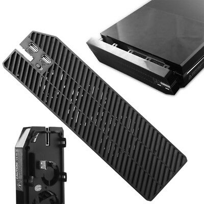 Dual USB Charger Cooler Cooling Fan Exhauster Intercooler For Microsoft Xbox One